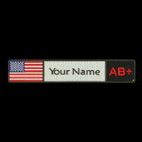 USA, Name + Blood